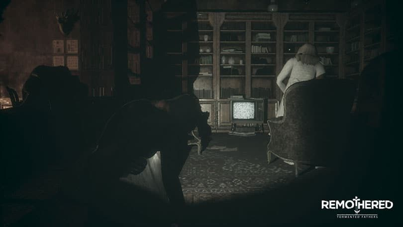 Remothered: Tormented Fathers - Screenshot