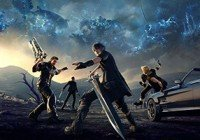 Final Fantasy XV: Cover