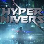 Hyper Universe: Cover
