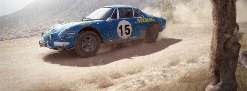 DiRT Rally: Screenshot