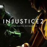 Injustice 2: Cover