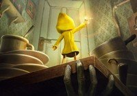 Little Nightmares: Cover