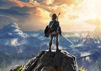 The Legend of Zelda: Breath of the Wild - Cover