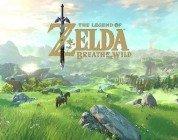 The Legend of Zelda: Breath of the Wild - Artwork