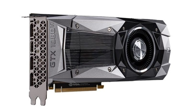 Nvidia: GeForce GTX 1080Ti