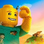LEGO Worlds: Cover