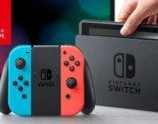 Nintendo Switch: Produktfoto