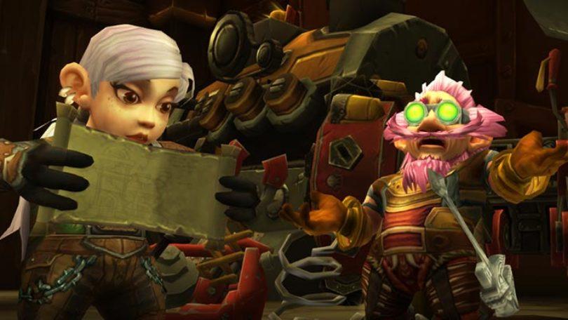 World of Warcraft: Patch 7.2