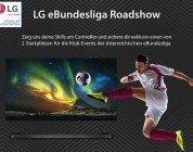 LG: Roadshow Banner