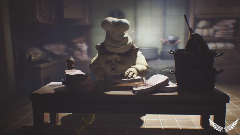 Little Nightmares: Screenshot
