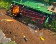 Micro Machines World Series: Screenshot