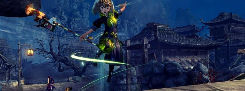 Blade & Soul: Screenshot