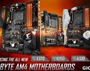 GIGABYTE: AM4 Motherboards