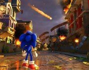 Sonic Forces: Screenshot
