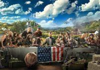 Far Cry 5: Cover