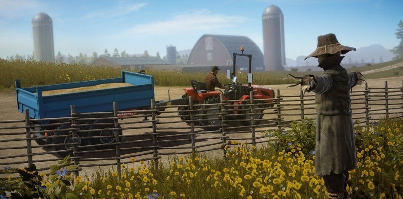 Pure Farming 2018: Screenshot