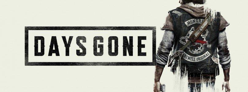 Days Gone: E3 Key Art