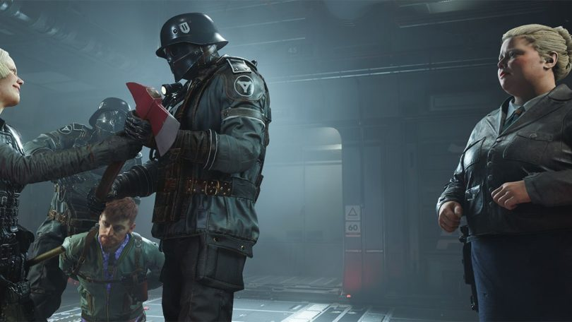 Wolfenstein 2: The New Colossus - Screenshot
