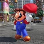 Super Mario Odyssey: Cover