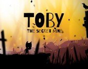 Toby: The Secret Mine - Artwork