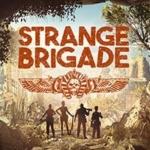 Strange Brigade: Cover