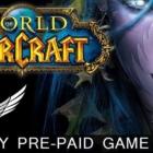 World of Warcraft: Gamecard