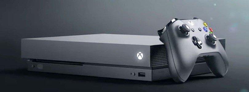 Xbox One X: News