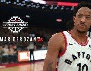 NBA 2K18 Screenshot DeMar DeRozan