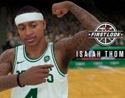 NBA 2K18: Screenshot Isaiah Thomas