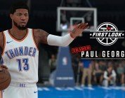 NBA 2K18: Screenshot Paul George