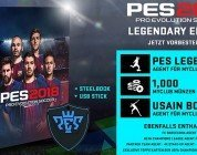 PES2018: Legendary Edition