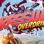 Pressure Overdrive Cover
