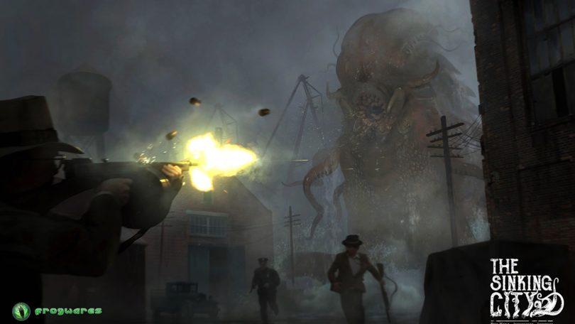 The Sinking City: Screenshot