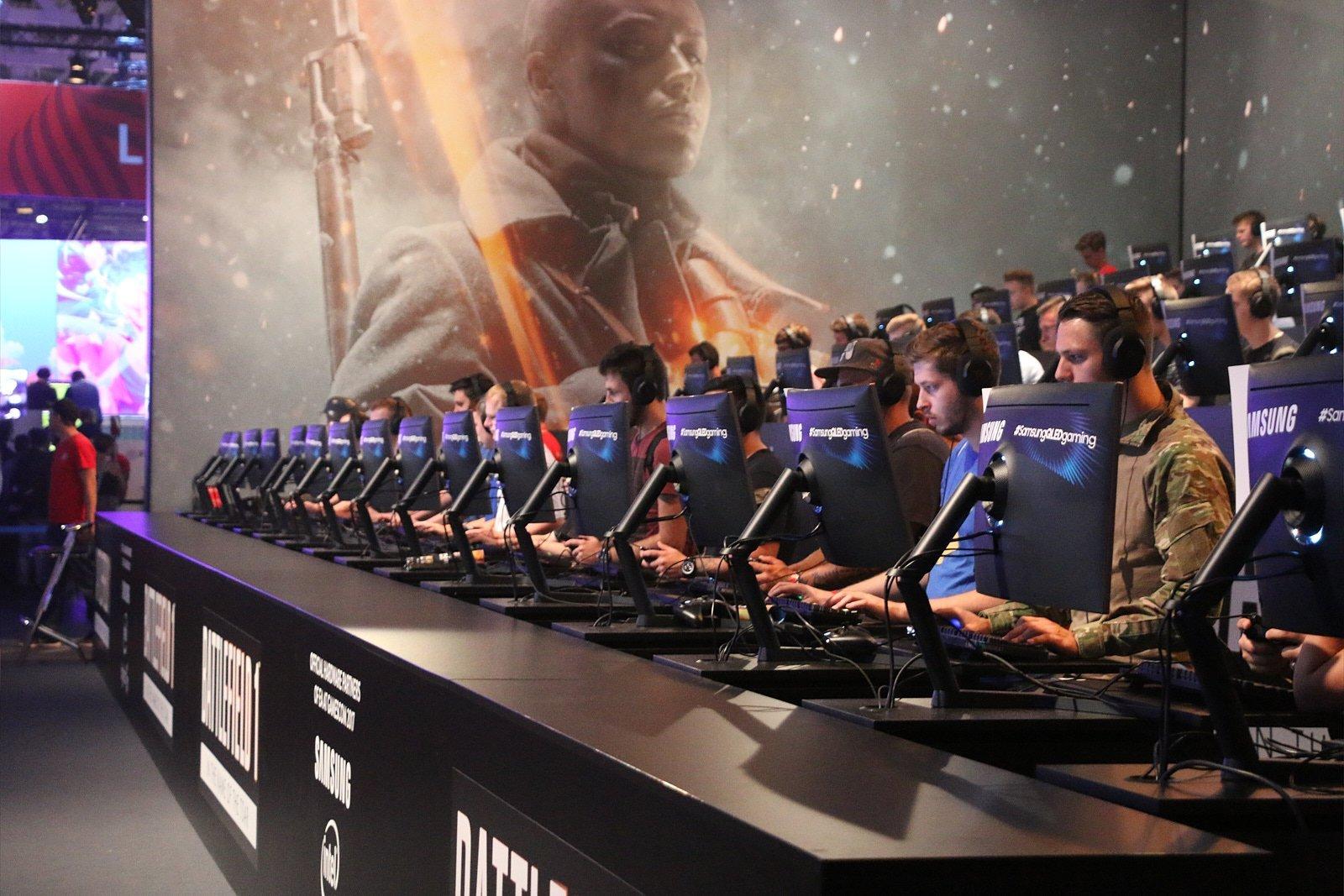 Gamescom: Fotos