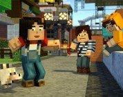 Minecraft Story Mode S2: Screenshot