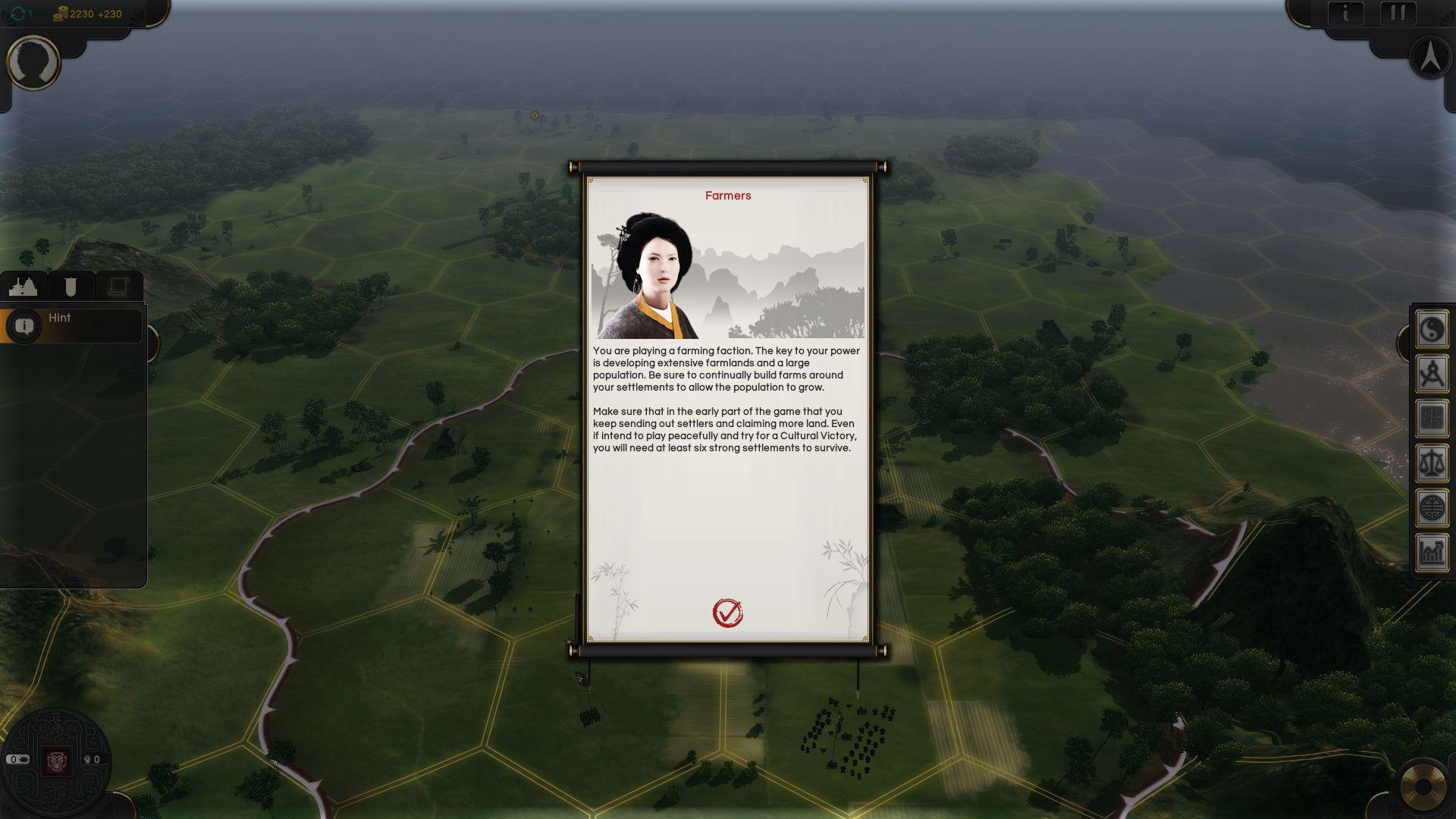 oriental empires test