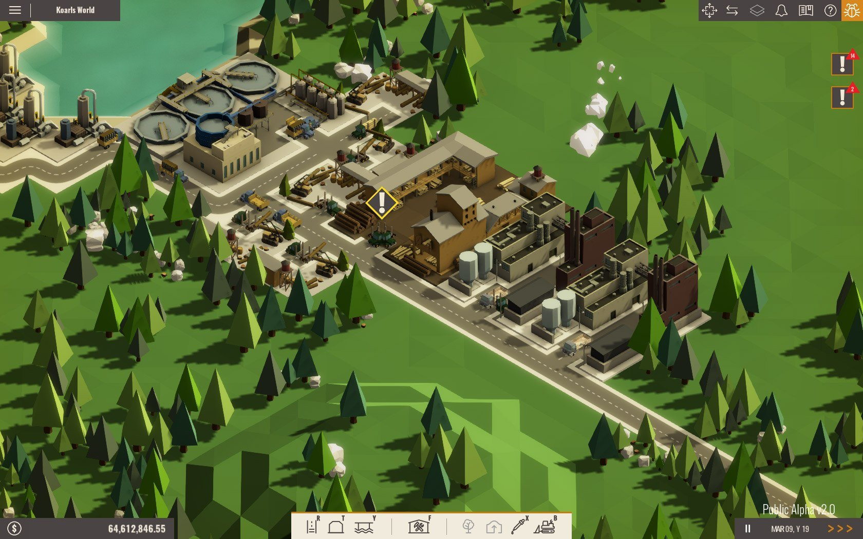 Rise of Industry: Screenshots