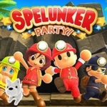 Spelunker Party!: Cover