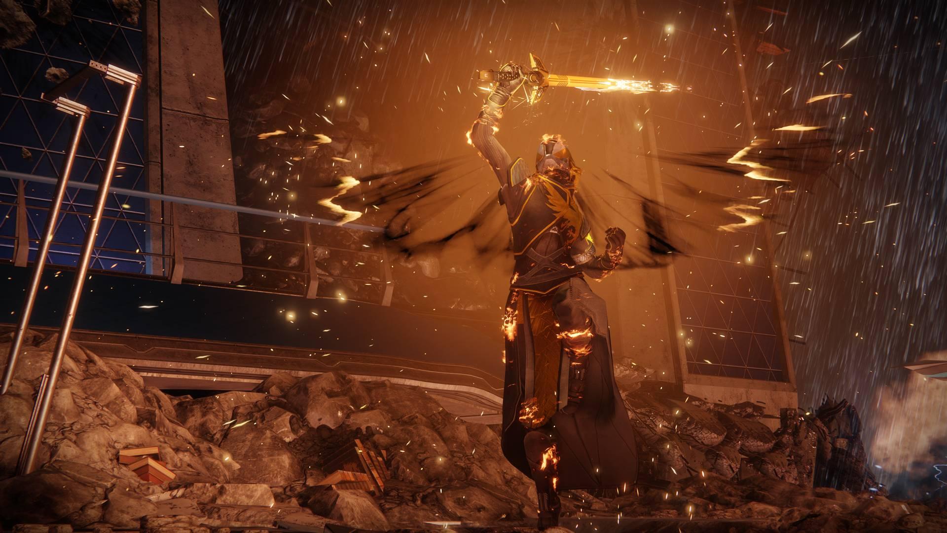 Destiny 2: Beta Screenshots