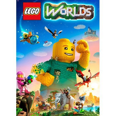 Artikel Lego Worlds