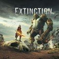 Extinction: Cover