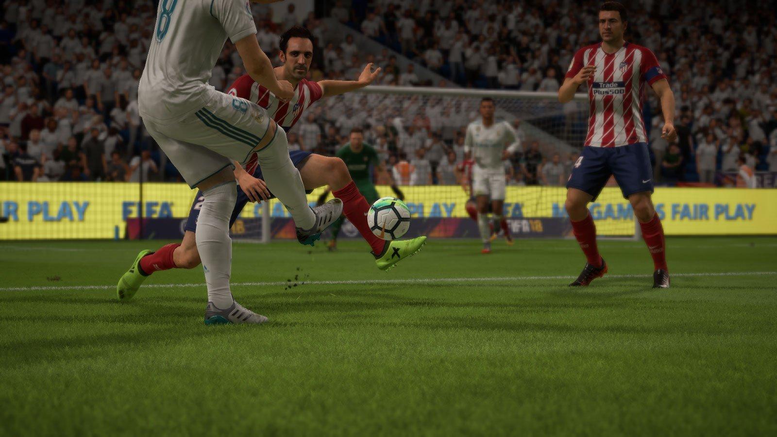 FIFA 18: Screenshot