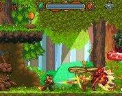 Fox n Forests: Screenshot