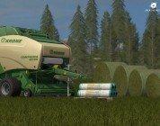 Landwirtschafts-Simulator 17: Strohbergung