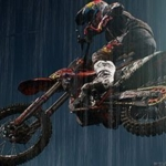 Monster Energy Supercross: The Official Videogame - Cover