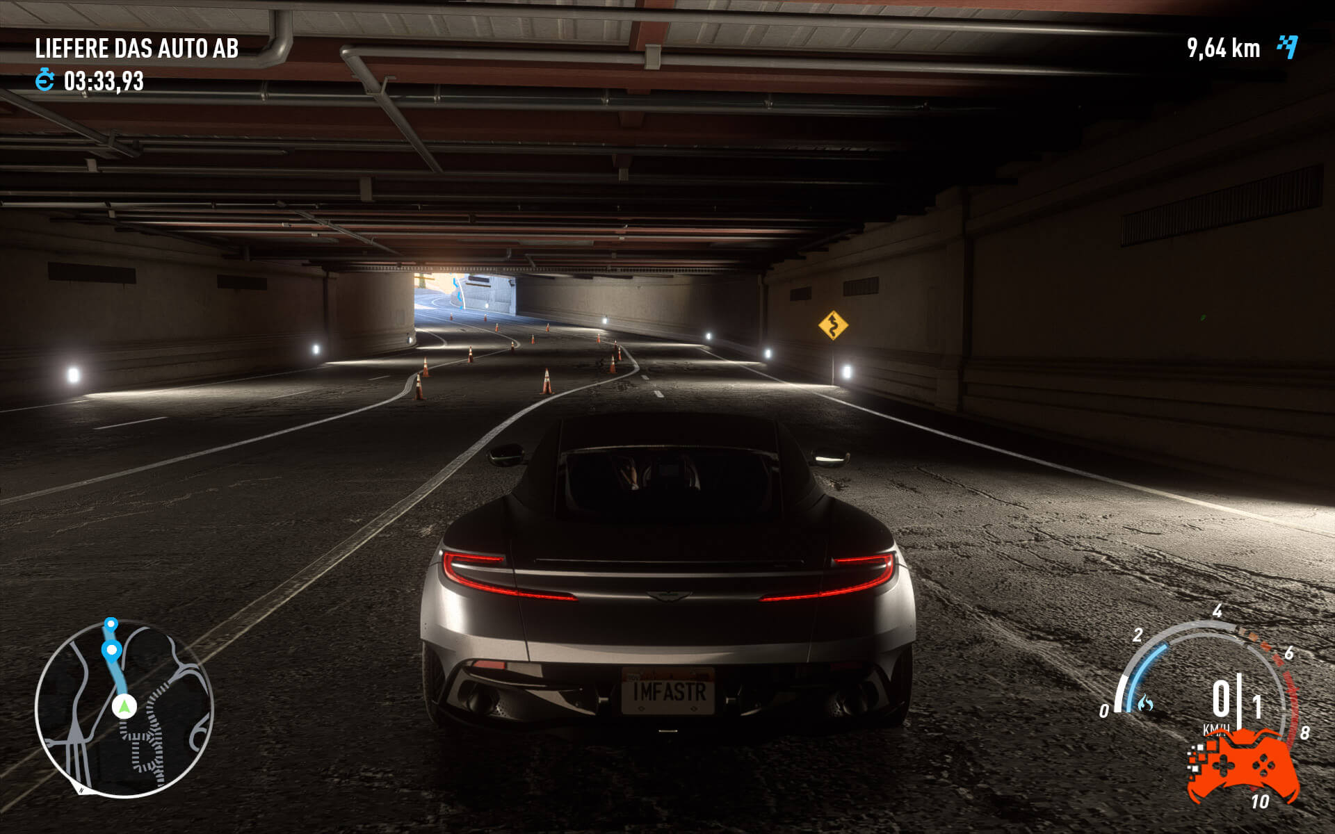 Need for Speed: Payback - Screenshot