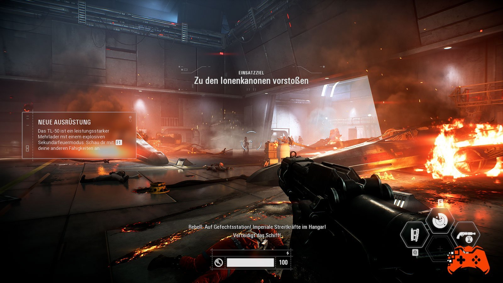 STAR WARS Battlefront II 18.11.12