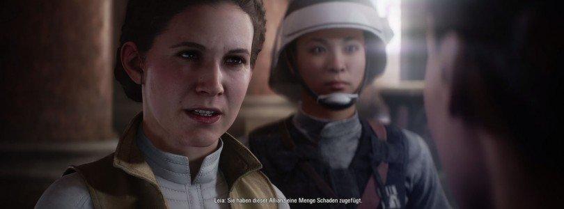 Star Wars: Battlefront 2 – Making-of-Video zu den Sprachaufnahmen