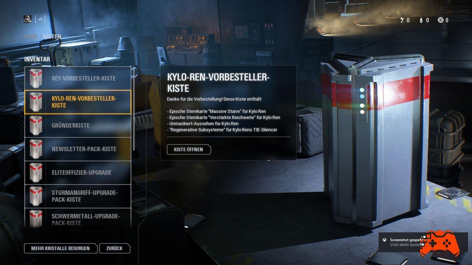 STAR WARS Battlefront II 18.11.2