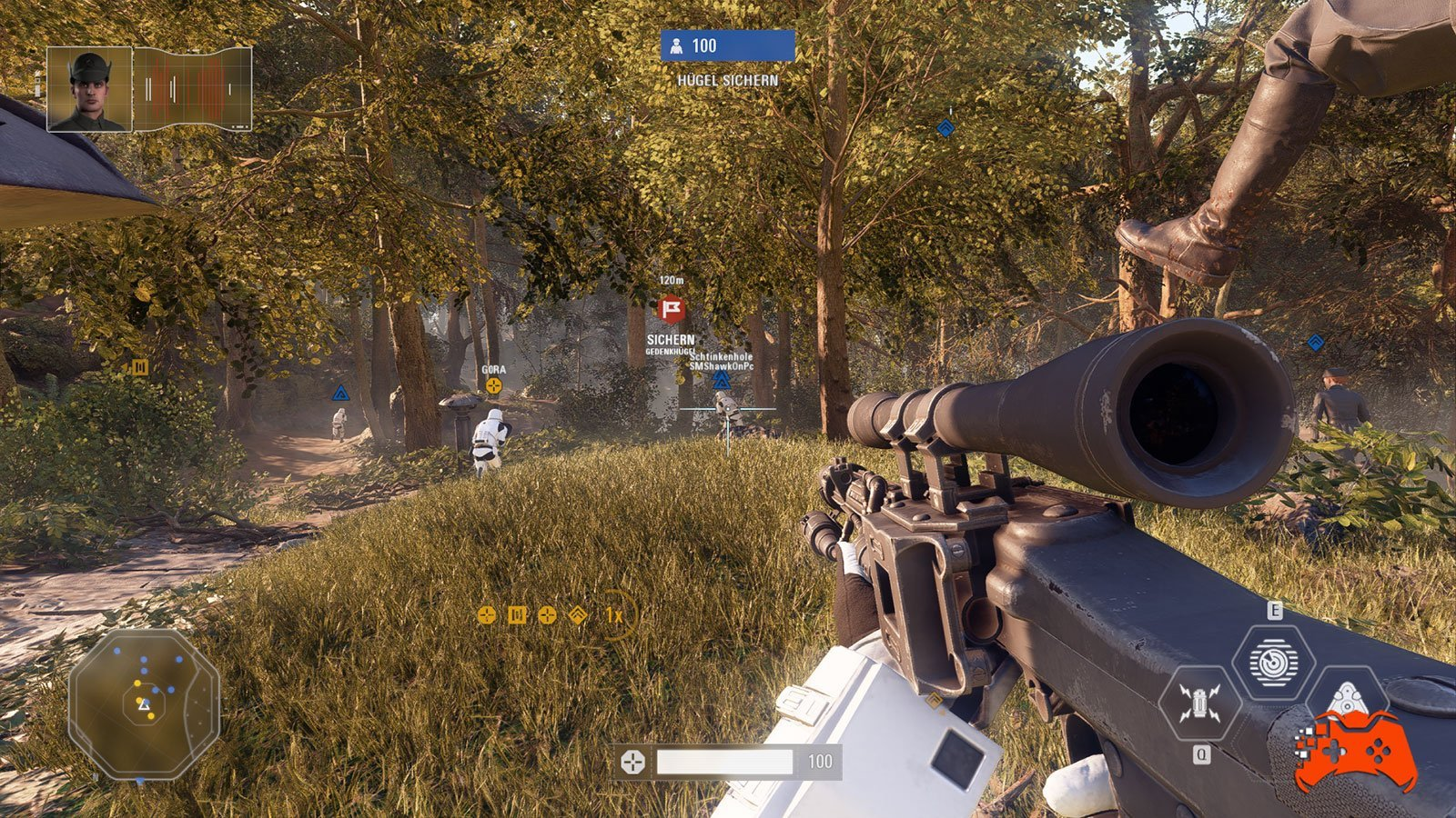 Star Wars: Battlefront 2 - Screenshot